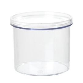 műanyag fűszertartó, vákumzáras 1,8 liter - 5318 Plast team átlátszó
