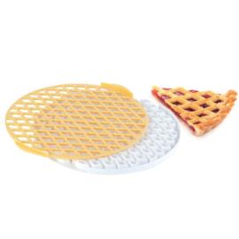 műanyag tésztakiszúró rács kerek 30 cm - 630898 Tescoma Delicia
