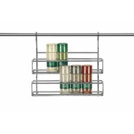 fém fali fűszertartó 28 cm /dupla - 900074 Tescoma Monti