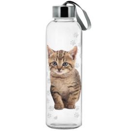 Cerve üveg palack 0,5 iter cicás- 165350