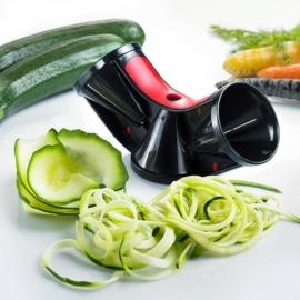 zöldség spirálozó, 3 vágó kúp Westmark Triolo