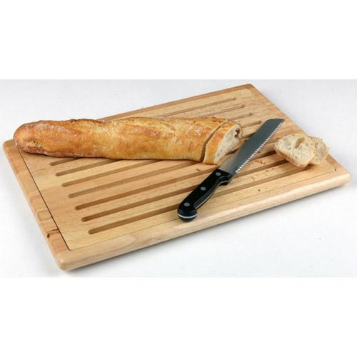 APS kenyérvágó deszka+morzsatál 53x32,5x2 cm