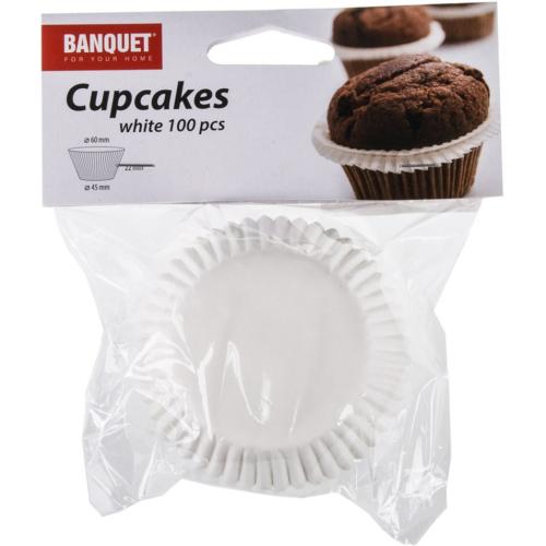 Banquet 100 darabos muffin papír - 44KF64W
