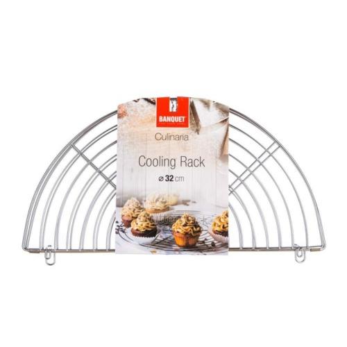 összehajtható rozsdamentes sütőrács - Banquet 2874001