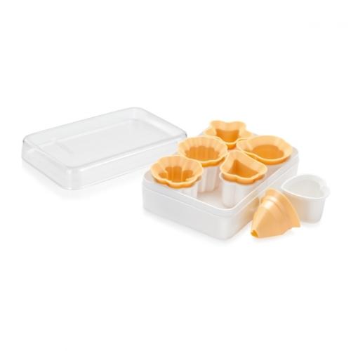 Tescoma Delicia omlós sütemény kiszúrók 6 db - 630932