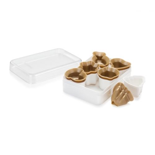 Tescoma Delicia omlós sütemény kiszúrók, karácsonyi, 6 db - 630934