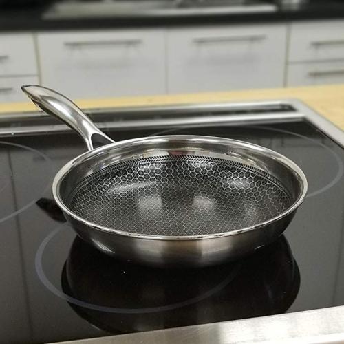 Ilsa Black Cube Professional sütőbe rakható tapadásmentes indukciós serpenyő 20 cm - 126092