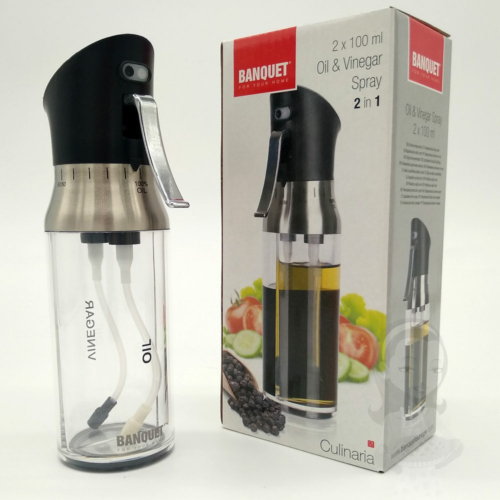 olaj-ecet spray 2in1 - vp41 Banquet,