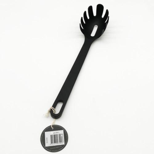hő˜álló, tapadásmentes spagetti és salátás kanál 27 cm - 2906 Plast Team Gilleleje, Budapesti üzletünkben is átvehető˜