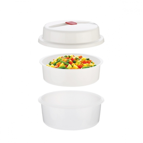 Tescoma Purity párolóedény mikrohullámú sütőbe - 705010