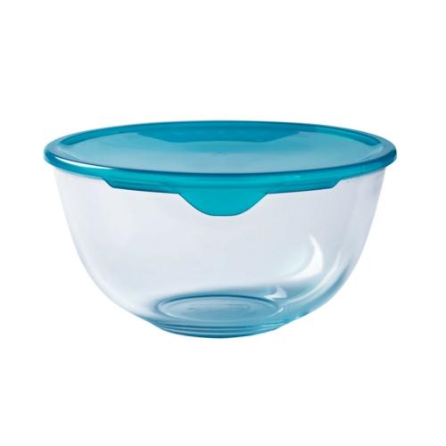 keverőtál BPA mentes fedővel 0,5 literes - 203211 Pyrex Prep Store,