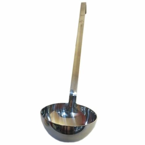 Salvinelli rozsdamentes szűrőkanál 12 cm